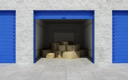 A big storage locker
